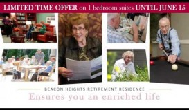 All Seniors Care: Beacon Heights Retirement Residence