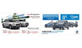 Kingston Volkswagen / Audi Kingston